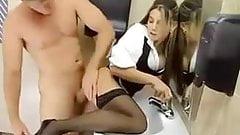 Sesso in ufficio 1