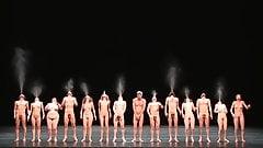 snr art naked dance show 3's Thumb