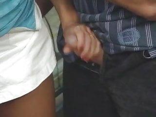 Anita BlondClip Sex in shop (Frech Frivol Geil)