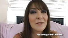 Velvet Magazine - Lexi Bardot taking a giant cock up her ass