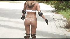 Roller babe - Sandy Summers (Sandra Larosa)
