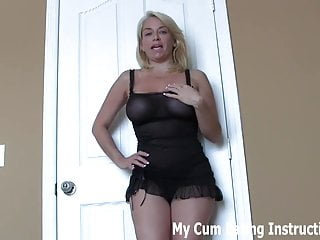 Eat your hot cum for your horny neighbor CEI
