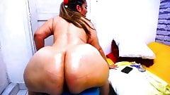 BIG BUTT WEBCAM 139