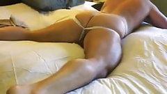 Muscle Bottom Fucked By 3 Stranger Bareback