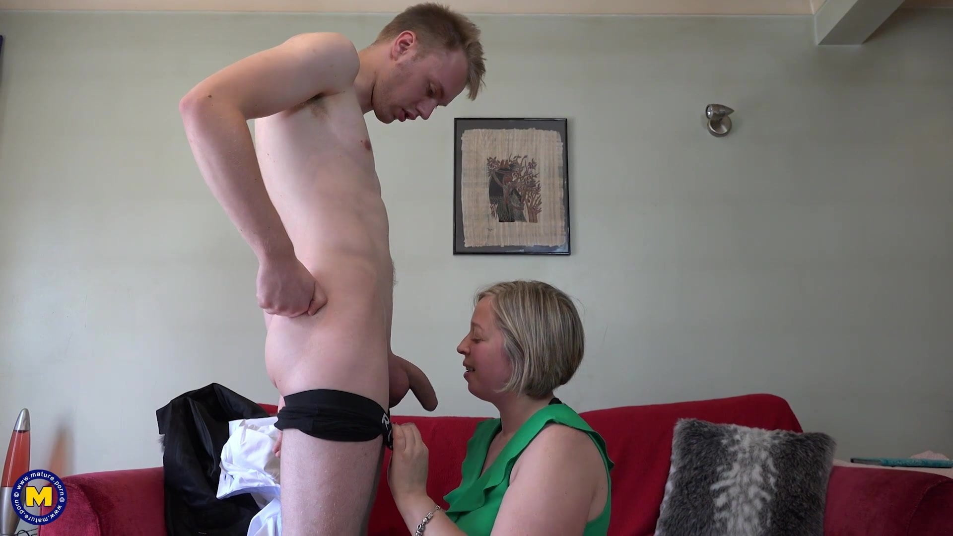 Clitoris german son mother and opinion you