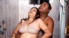 Bengali Boudi Showing Boobs HD