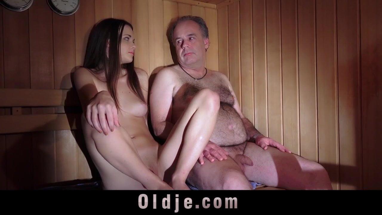 oldje com sex