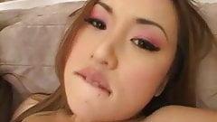 Tia Tanaka Gangbang creamed butthole