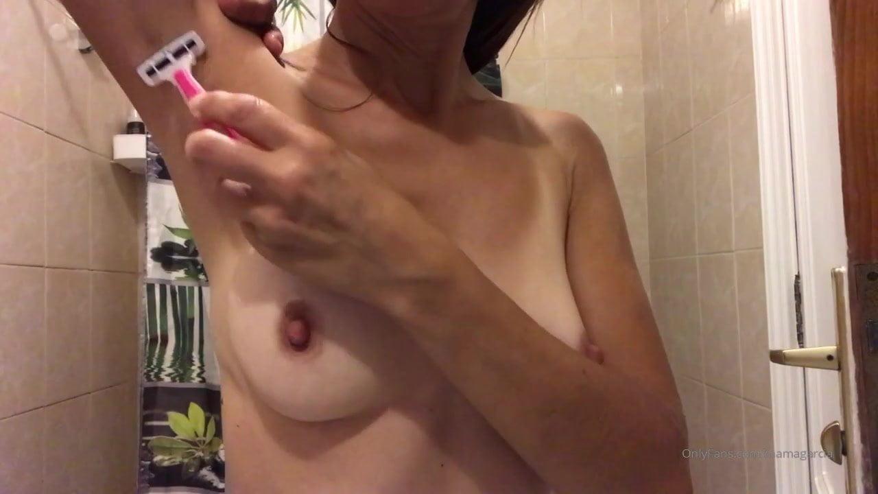 Ana Garcia Porno mama garcia shaving