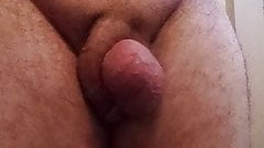 jackmeoffnow cbt dick twisted around my big balls small cock