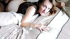 Cuckoldress wife filmed with 2 BBC