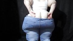 All that azz in them jeans