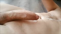 Stroking and cumming