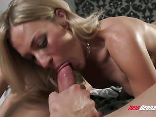 Step Mom Blake Morgan Taking Sons Thick Cock