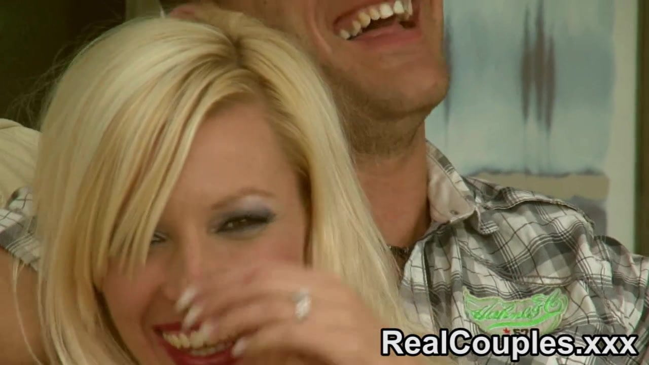 Real Couples Michelle Thorne & Stefan part 1