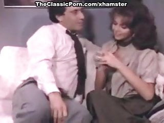 Angel, John Leslie in hot sex scene from the golden age of