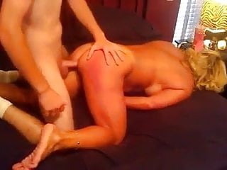 Hot Mature Takes Young Cock From Behind