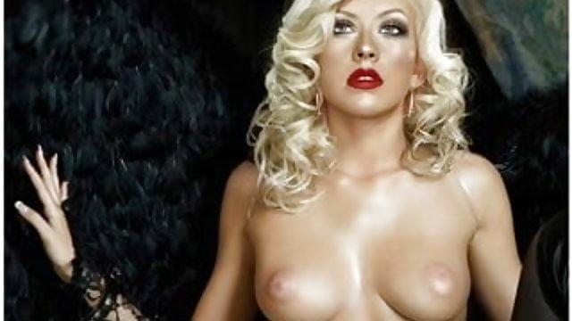 Scarlett Johansson och Mila Kunis och sångerskan Christina Aguilera var några av.