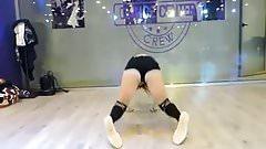 Cute slut Lanab dancing hot