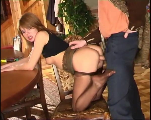 Wife blowjob husband watches