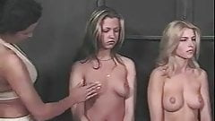 Hot Teen Slaves get fucked by a couple