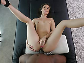 Hot Asian CRAZY SQUIRT and BBC In Her Tight Ass
