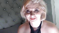 Blonde mature in cam.2