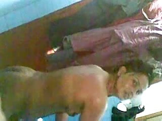 Preview 6 of Desi Aunty Caught Peeping Tom P2