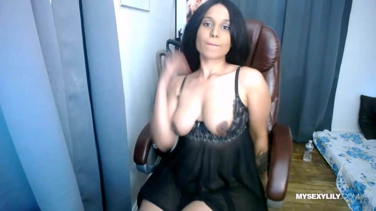 Horny lily webcam show 1