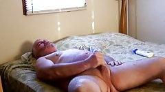 Masturbating on a Cold Winter Day