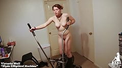 Victoria's Nude Elliptical Machine - Trailer