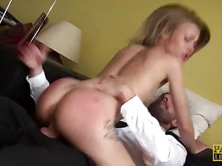 PASCALSSUBSLUTS - British beauty Carmel Anderson fucked hard