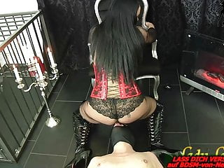 charming message blonde slave blowjob cock load cumm on face consider, what very
