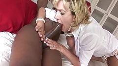 Lady Sonja vs Big Black cock