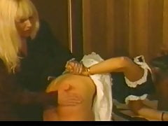 Maid for Spanking 1