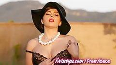 Twistys - Hot treat Valentina Nappi porn image