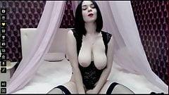 horny babes masturbating mix