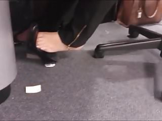 i cum on magalie heels she wear it 3 quart d heures apres