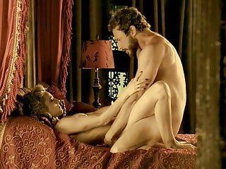 Zoie Palmer And Anna Silk Nude Sex Scene In Lost Girl Series