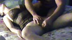 Milf Hot Wife has orgasms to Dildo