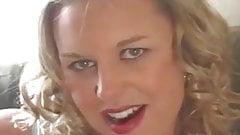 my sister Jessica smoking a Newport 100s cigarette webcam
