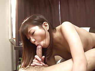 Uncensored JAV Mitsu Satou blowjob and facesitting Subtitled