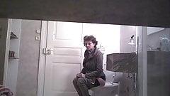 mature toilette