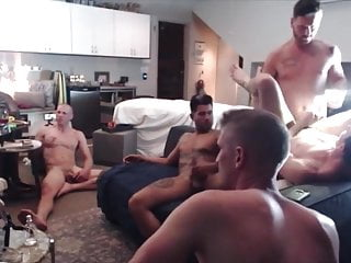 group sex and shower