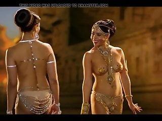 Indian Sensual Dance