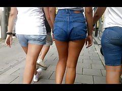 Jeans Hotpants goes