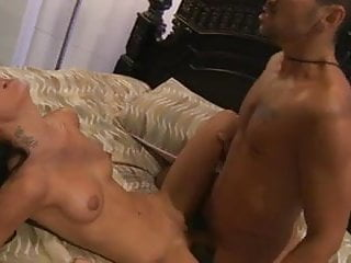 Petite latina takes a pounding
