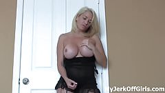 Blow a big hot load for your horny roommate JOI