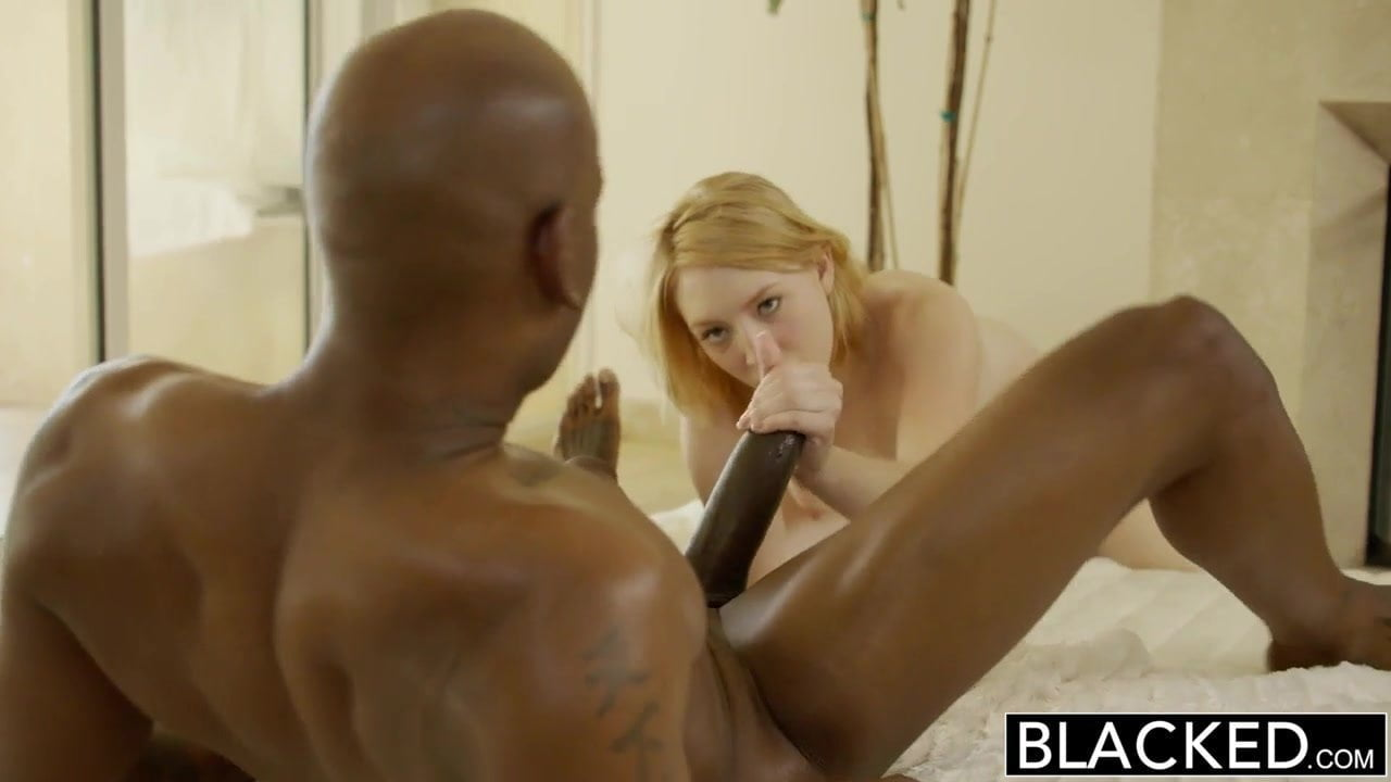 Girl bent over anal