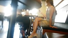 teen girl sexy legs